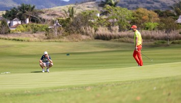 Rogers Indian Ocean Amateur Golf Open: Victoire surprise d'un Sud-Africain de 16 ans