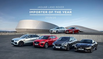 2019 Jaguar Land Rover Importer Awards : Axess fait briller Maurice